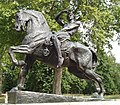 """Physical Energy"" sculpture, Kensington Gardens - geograph.org.uk - 898537.jpg"