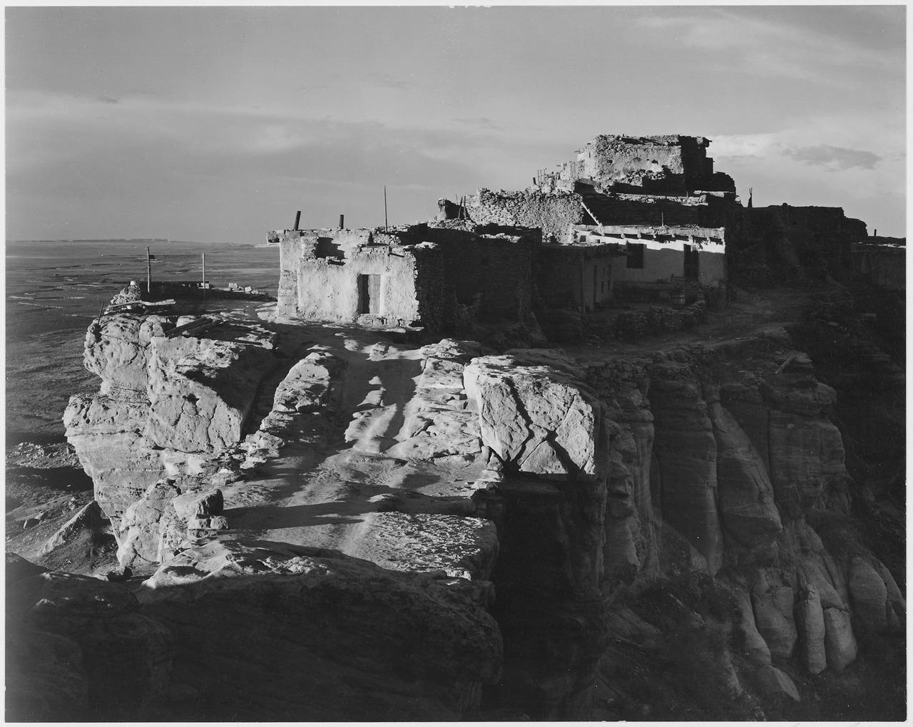 file  u0026quot walpi  arizona  1941  u0026quot   1941 - nara