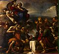 'Assumption of the Virgin' by Guercino (Giovanni Francesco Barbieri), The Hermitage.JPG