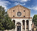 (Padua) Chiesa degli Eremitani - Facade.jpg