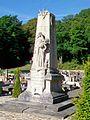 Écouen (95), monument aux morts, cimetière 2.jpg