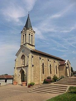 Église Saint-Didier de Saint-Didier-de-Formans - 2.JPG