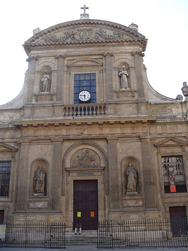 Église Sainte-Élisabeth-de-Hongrie (Paris)_1