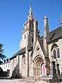 Église de la Trinité de Brélévenez - Vue Sud-Est.jpg