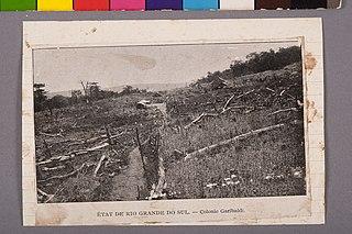État de Rio Grande do Sul - Colonie Garibaldi