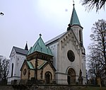 Čakovice church 02.JPG