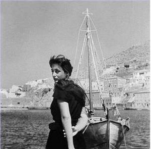 Women in Greece - Ellie Lambeti, Greek actress