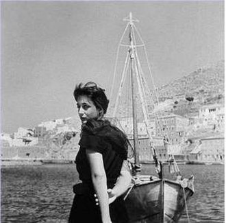 Cinema of Greece - Ellie Lambeti