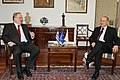 Επίσκεψη ΥΠΕΞ Ν. Κοτζιά στην Κυπριακή Δημοκρατία (Λευκωσία, 26-28.10.2015) (22461247706).jpg
