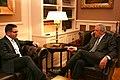Συνάντηση ΥΠΕΞ Δ. Αβραμόπουλου με τον Αντιπρόεδρο κυβέρνησης πΓΔΜ (8719530839).jpg