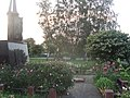 Братська могила воїнів Радянської Армії і пам'ятник воїнам-односельцям, які загинули в роки ВВВ..JPG