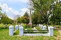 Братська могила радянських воїнів (95 чоловік) Новоодеський район Місто Нова Одеса, парк Свободи.JPG