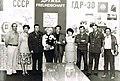 В. Мулерман и В. Крылова в 302 мсп. ГДР 1979..jpg
