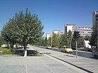 Город Навои, проспект Халклар Дустлиги.JPG