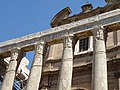 Колонада храма Антонина и Фаустины - panoramio.jpg
