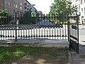 Кронштадт. Андреевская 3, ограда, вид на улицу Ю. Инге.jpg