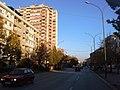 Лесковац - Булевар ослобођења - - Leskovac- Liberty Boulevard.JPG
