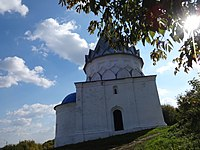 Муром, вид на Церковь Косьмы и Дамиана .JPG