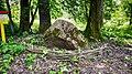 Мэмарыяльны камень штабу гэрманскай дывізыі каля Вішнева, здымак 4.jpg
