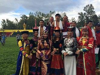 Tuvans - Tuvans in Russia