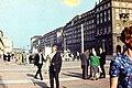 На проспекте в Дрездене. Германия 1969..jpg