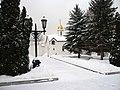 ПОМИНАЛЬНАЯ ЧАСОВНЯ (Данилов монастырь) - panoramio.jpg