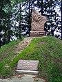 Пам'ятник жертвам фашизму. Сантарка, центр.jpg