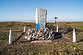 Памятник артиллеристам 221 и 140 батарей Северного флота от учеников и учителей 60 спецшколы Москвы.jpg