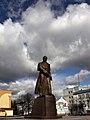 Пам'ятник Т.Г. Шевченку (Рівне).JPG