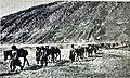 Первая Мировая война. Ингуши переходят Днестр.jpg