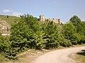 Руїни замку в Кудринцях, Тернопільська область.jpg