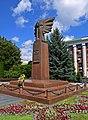 Рівне - Пам'ятник борцям за волю P1080263.JPG