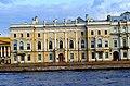 Санкт-Петербург. Дворцовая наб. 8. Особняк И.Ф.Громова. 1875-1877 гг.JPG