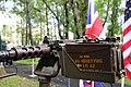 Северодвинск. Dervish Convoy-75. Пулемёт. Фото Алексея Щекинова.jpg