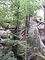 Скельно-печерний комплекс - вказівник до скель.jpg