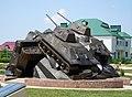 """Скульптурная композиция """"Таран"""" - panoramio.jpg"""