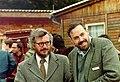 Томас Бэнчоф и Альфред Грэй в Гарвице 1981.jpg