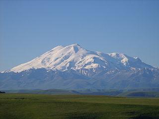 Mount Elbrus mountain