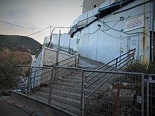 זירת האסון בהר מירון