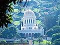 המקדש הבהאי מבט מן המושבה הגרמנית 03.JPG