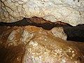 مجسمه طبیعی از رسوبات آهکی در غار کتله خور - panoramio.jpg