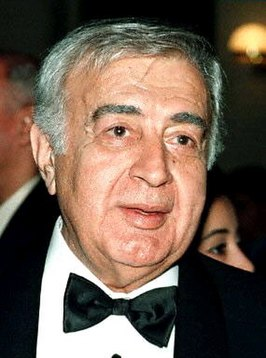 Moustapha Akkad in 2000.