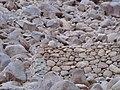 منظر طبيعي للأحجار من داخل وادي الاربعين بجنوب سيناء.JPG