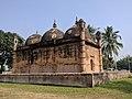 নয়াবাদ প্রাচীন মসজিদের উত্তর পশ্চিম দিক থেকে দৃশ্য.jpg