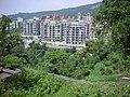 行義路至陽明山山區中興建的大樓群 - panoramio.jpg