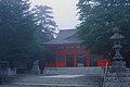 赤城神社, Akagi Shrine in thick fog - panoramio.jpg