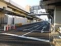 首都高速神奈川1号横羽線 羽田出口上り.jpg