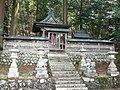 黒滝村鳥住 春日神社 Torisumi Kasuga-jinja 2011.4.26 - panoramio.jpg