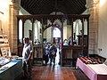 -2018-08-19 Craft fair, Parish church of Saint John the Baptist's head, Trimingham.JPG