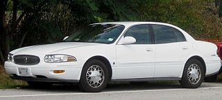 Buick LeSabre American full-size car